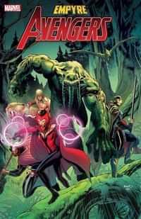 Empyre Avengers #2 Variant Mora