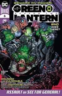 Green Lantern Season 2 #6 CVR A Sharp