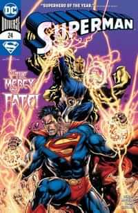 Superman #24 CVR A Reis