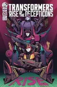 Transformers #22 CVR A Malkova