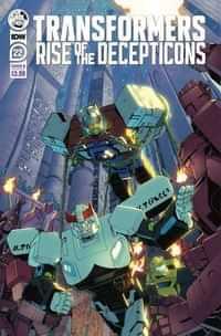 Transformers #22 CVR B Griffith