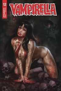 Vampirella #12 CVR A Parrillo