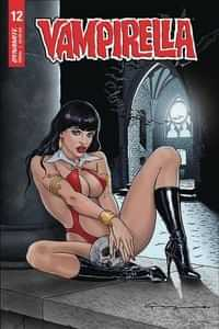 Vampirella #12 CVR B Canga