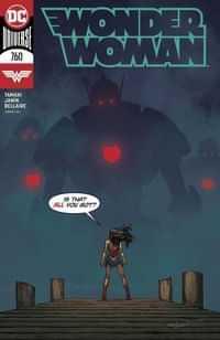 Wonder Woman #760 CVR A Marquez