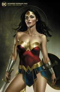 Wonder Woman #760 CVR B Card Stock Middleton