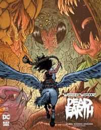 Wonder Woman Dead Earth #4 CVR B