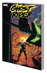 Ghost Rider TP Hearts Of Darkness II