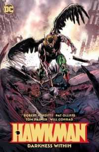Hawkman TP Darkness Within