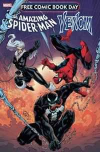 FCBD 2020 Spider-man Venom #1