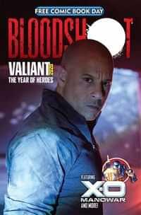 FCBD 2020 Valiant Year Of Heroes Special