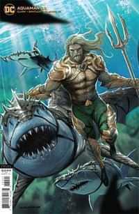 Aquaman #62 CVR B Kirkham