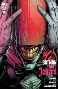 Batman Three Jokers #1 Variant Premium A Red Hood