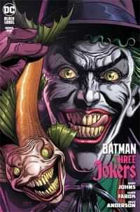 Batman Three Jokers #1 Variant Premium B Joker Fish