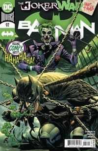 Batman #97 CVR A March