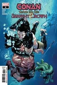 Conan Battle For Serpent Crown #4