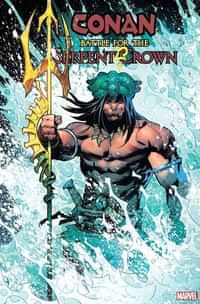 Conan Battle For Serpent Crown #4 Variant Petrovich