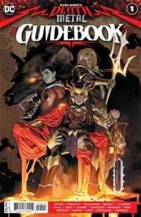 Dark Nights Death Metal Guidebook One-Shot