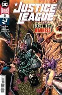 Justice League #51 CVR A Tan