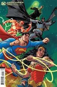 Justice League #51 CVR B Derington
