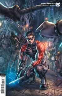 Nightwing #73 CVR B Quah