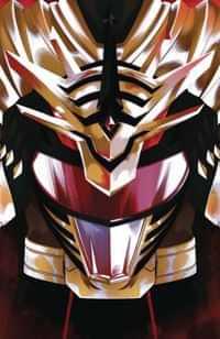 Power Rangers Drakkon New Dawn #1 CVR B Foil Signed Jason Frank (Green Ranger)