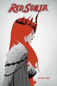 Red Sonja #18 CVR A Lee