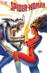 Spider-Woman #3 Variant Nakayama Villain