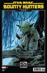 Star Wars Bounty Hunters #4 Variant Sprouse Empire Strikes Back