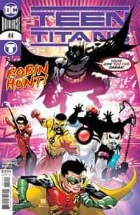 Teen Titans #44 CVR A Chang