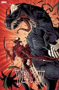 Venom #25 Third Printing Bagley