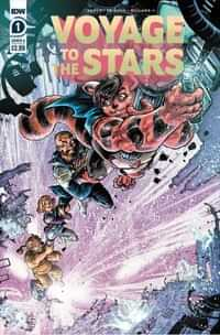 Voyage To The Stars #1 CVR A Williams Ii