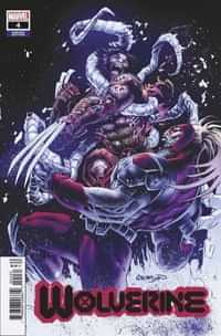 Wolverine #4 Variant 25 Copy Gleason