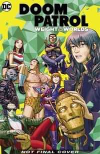 Doom Patrol TP Weight Of The Worlds