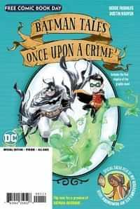 FCBD 2020 Batman Overdrive Once Upon A Crime Flipbook