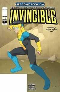 FCBD 2020 Invincible #1