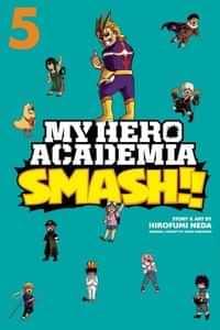 My Hero Academia GN Smash V5
