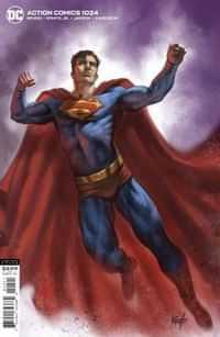 Action Comics #1024 CVR B Parrillo