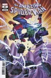 Amazing Spider-Man #47 Variant Bagley Var