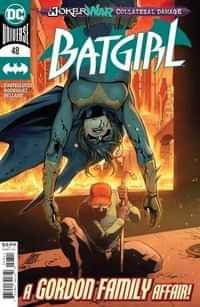 Batgirl #48 CVR A Camuncoli