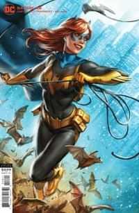 Batgirl #48 CVR B Mcdonald