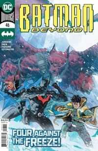 Batman Beyond #46 CVR A Mora