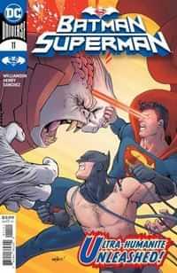 Batman Superman #11 CVR A Marquez