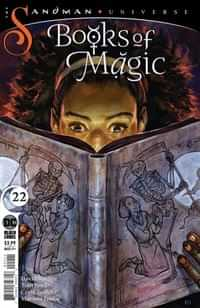 Books Of Magic #22