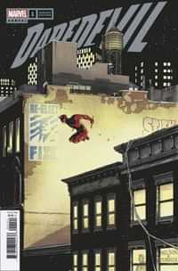 Daredevil Annual #1 Variant Shalvey
