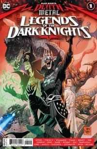 Dark Nights Death Metal One-Shot Legends Of The Dark Knights Second Printing