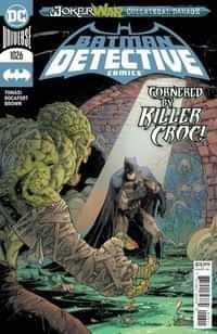 Detective Comics #1026 CVR A Rocafort