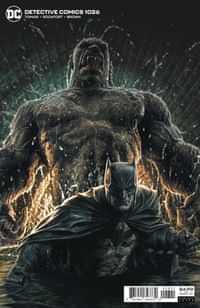 Detective Comics #1026 CVR B Card Stock Bermejo