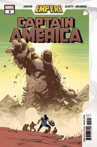 Empyre Captain America #3