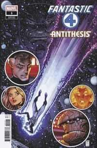 Fantastic Four Antithesis #1 Variant Art Adams Var