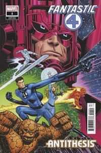 Fantastic Four Antithesis #1 Variant Mcguinness Var